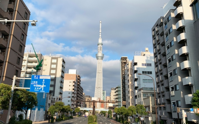 Our reporter takes a sightseeing trip up Tokyo Skytree, admits he only has one regret