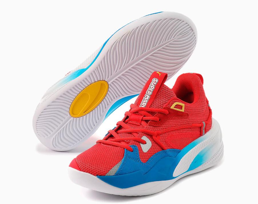 Puma releases new Super Mario sneakers