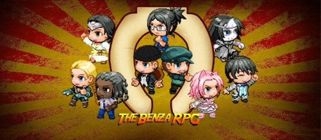 Save your favorite characters and a small part of Tokyo in The Benza's free RPG