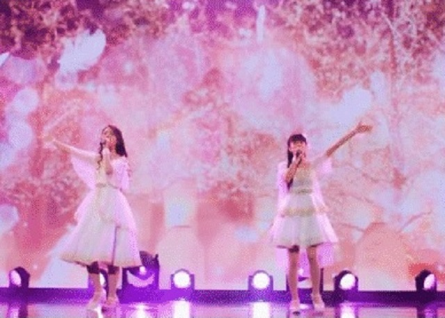 After 10 years of secrecy, anime song duo ClariS finally remove their masks and show their faces