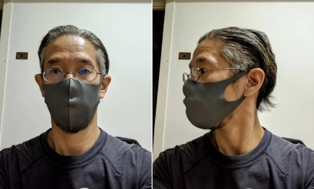 Special warm face masks for winter go on sale in Japan, and we test them out