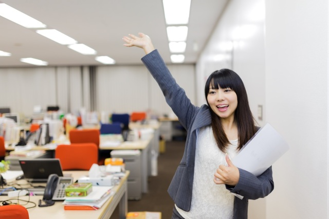 "Japanese manners debate: Is it OK to tell your coworkers ""I've found a new job?"""
