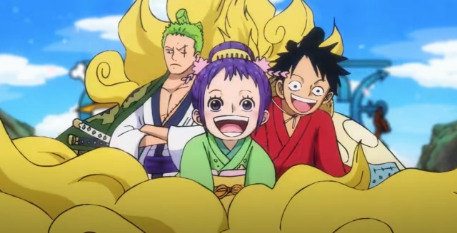 There's a touching reason it took so long for samurai and ninja to show up in One Piece