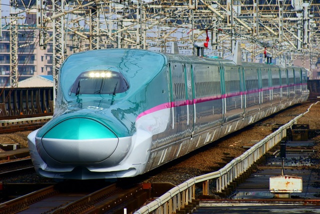 Faster! Japan's Shinkansen to get speed boost along Tohoku route
