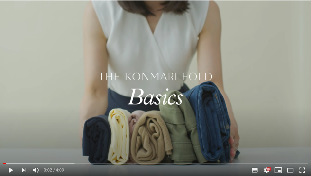 KonMari's YouTube reveals interesting fact about Japanese vs. non-Japanese online preferences