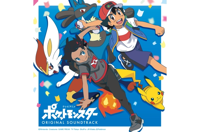 Pokémon anime will release its original soundtrack on CD for the first time in 10 years