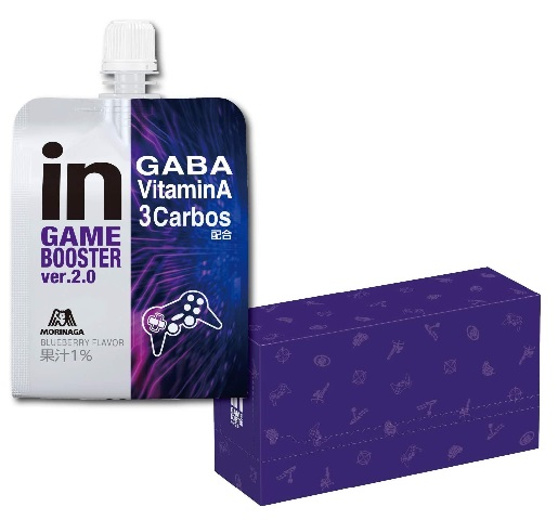 Japanese gamer supplement drink gets sequel with in Jelly Game Booster Ver. 2.0