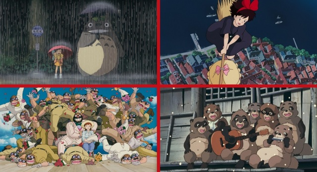 Studio Ghibli releases 250 more free-to-download/use images from five films, and Totoro is here!