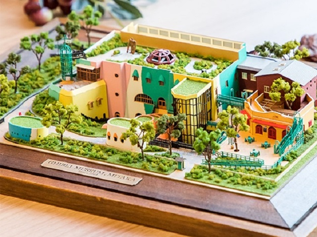 Can't make it to the Ghibli Museum? Then build your own with this awesome papercraft kit【Photos】