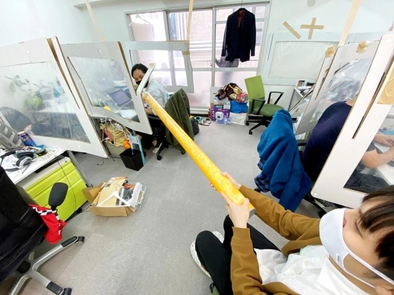 日本品客推出161cm長的等身大包裝 LP-12