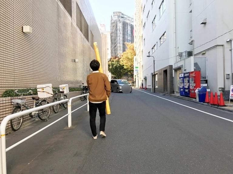 日本品客推出161cm長的等身大包裝 LP-9