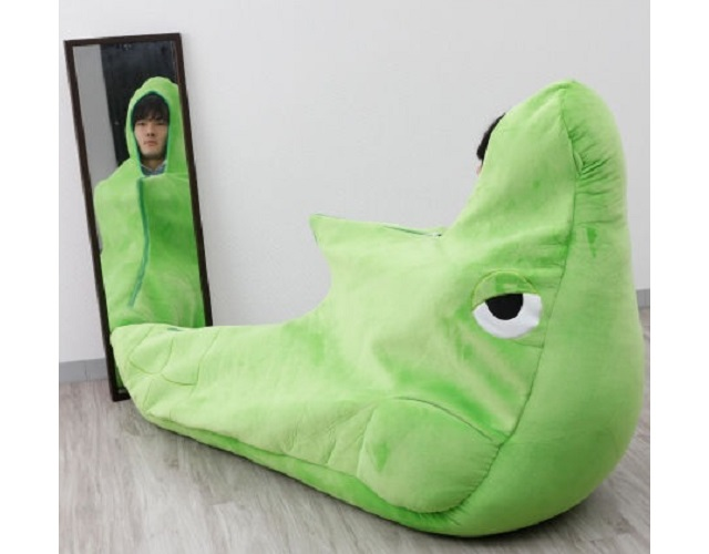 This crazy Pokémon pseudo-sleeping bag is the perfect place to do absolutely nothing【Photos】