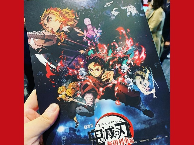 Demon Slayer passes Frozen and Your Name at Japanese box office, Shinkai comments on its success