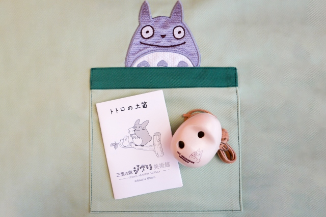 How to play Totoro's mysterious flute from My Neighbour Totoro【Pics & Video】