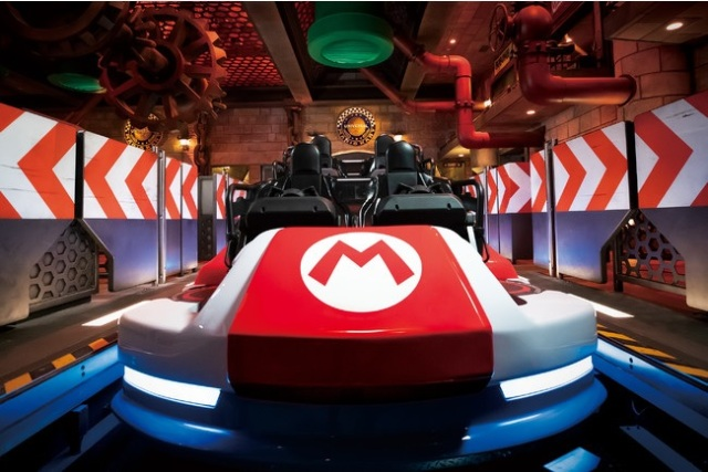 First look at Universal Studios' Mario Kart ride, Super Nintendo World's opening date revealed【Vid】
