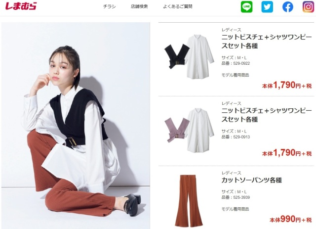 Secret otaku certification test: Can you see the video game cosplay hidden in this clothing ad?