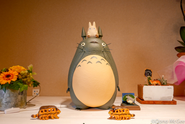 Studio Ghibli's Totoro and the Catbus forever preserved together in new statue 【Pics & Video】