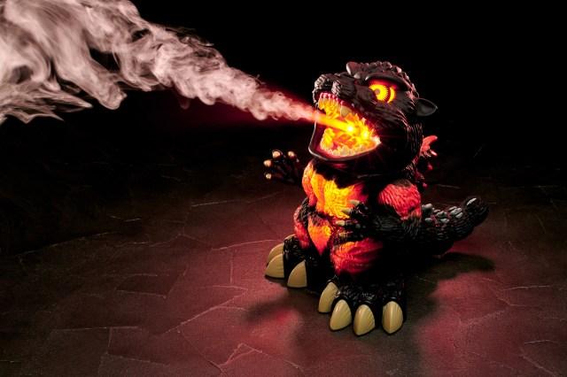 Godzilla vs. Dry Indoor Air