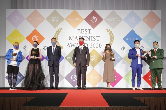 Best Masknist Award 2020 held to honor pioneers in Japanese mask fashion