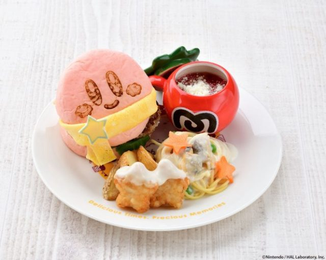 Kirby Café has new winter Kirby Fighters menu that'll warm your heart and fill your stomach