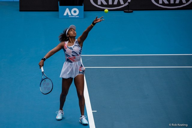 Naomi Osaka is first-ever Japanese athlete to be named AP Female Athlete of the Year