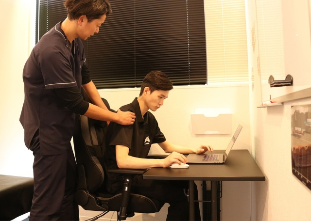 Japan now has video gamer chiropractic treatments to reduce discomfort and improve performance