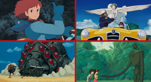 Studio Ghibli finishes free-to-use image release with 250 from Nausicaa, Laputa, and more