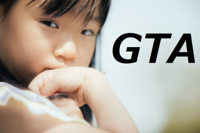 Three-year-old Japanese girl loves Grand Theft Auto, dad says it's a great game for kids