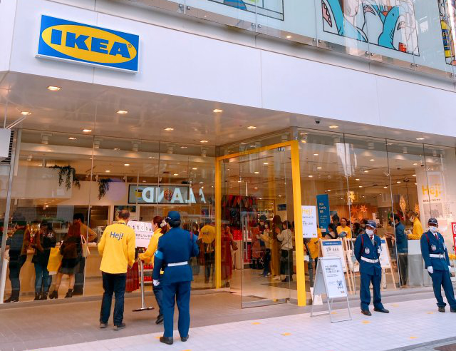 World's first Ikea veggie dog specialty store opens in Shibuya