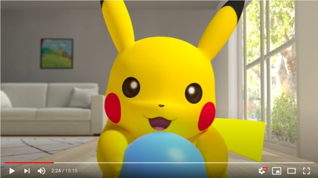TGIFWPAV: Thank God it's Friday with the Pikachu ASMR video【Video】