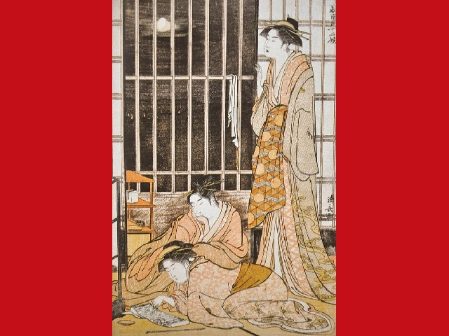 The depressing diet of a Tokyo prostitute during Japan's Edo period