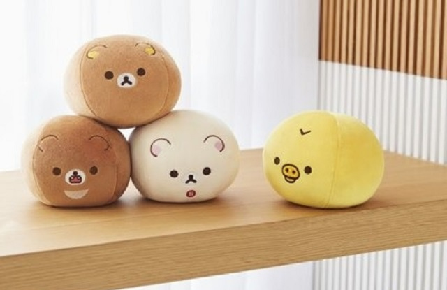 In Japan, even lifting weights is cute, Rilakkuma fitness goods prove【Photos】
