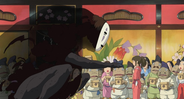 Spirited Away's box office total revised upwards as Demon Slayer movie closes in on its record