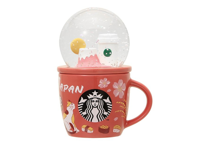Starbucks Japan unveils New Year's drinkware range for 2021