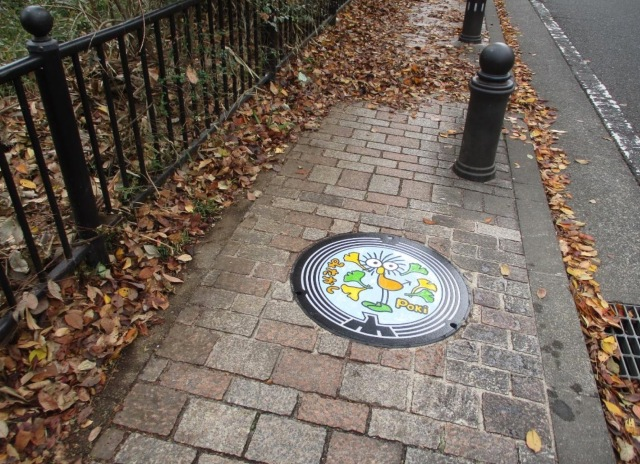Character created by Hayao Miyazaki pops up on manhole covers in Ghibli Museum neighbourhood
