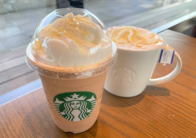 Our Japanese reporter soothes her soul with Starbucks Japan's Earl Grey Honey Whip drinks