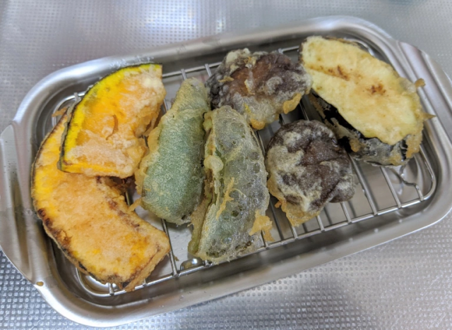 Supermarket slip lawsuit ruling influenced by size and color of pumpkin tempura