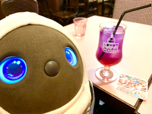 We take a trip to Japan's Lovot robot cafe, cuddle with a bot and learn how to love