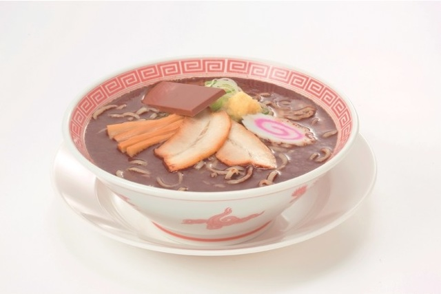 These two types of chocolate ramen are going to make Valentine's Day extra-sweet