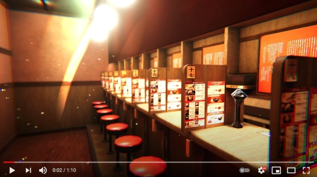 One of Japan's best ramen chains now has a VR game that lets you cook their noodles【Video】