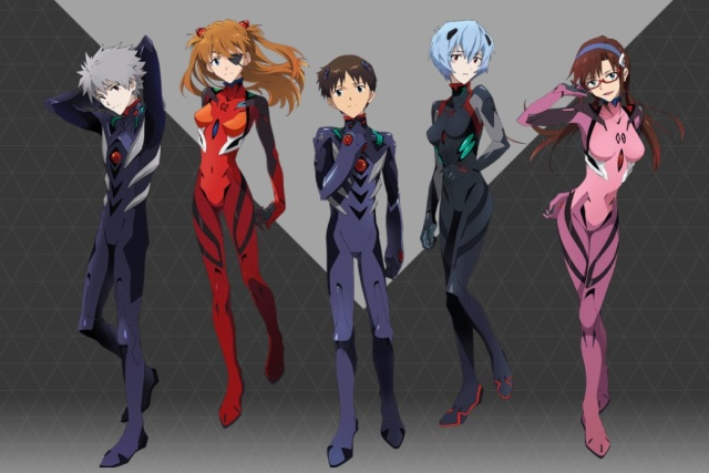 Japan now has talking Evangelion ATMs