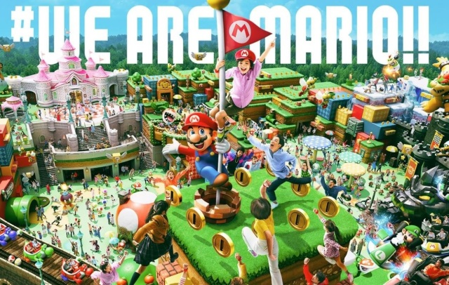 Mario can't beat state of emergency, Super Nintendo World theme park opening delayed again