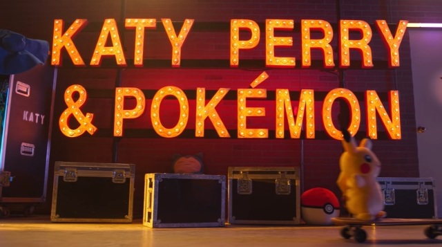 Pokémon chooses Katy Perry for 25th anniversary celebration song teased in awesome Poké Ball video