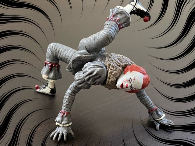 Definitely not for kids — new Pennywise gacha capsule toy is terrifying yet awesome