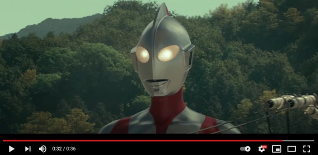 Here it is: the first look at the new Ultraman movie from Evangelion creator Hideaki Anno【Video】