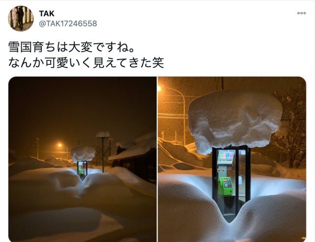 Japanese Twitter shows reality of living in snowy Hokkaido, and it's magical
