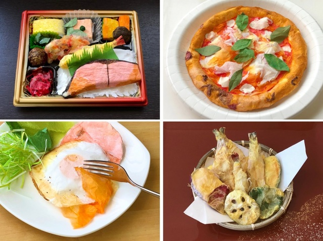 Do NOT eat this delicious looking bento and other Japanese food…because they're not food!【Pics】
