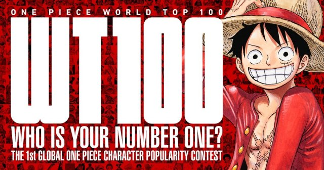 One Piece sets out to find its most popular character in the world in massive survey