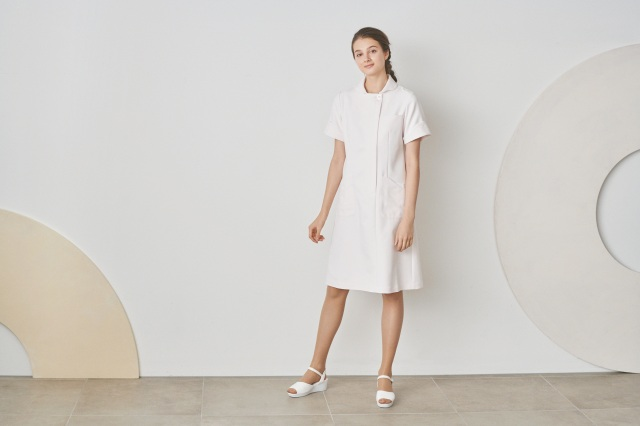 Japanese loungewear brand designs new range of medical worker uniforms