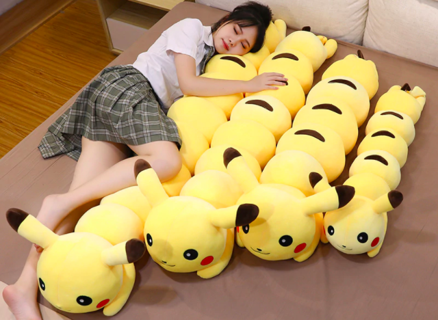"AliExpress sets new standard for ""creepy cute"" with Pikacentipede plushie"